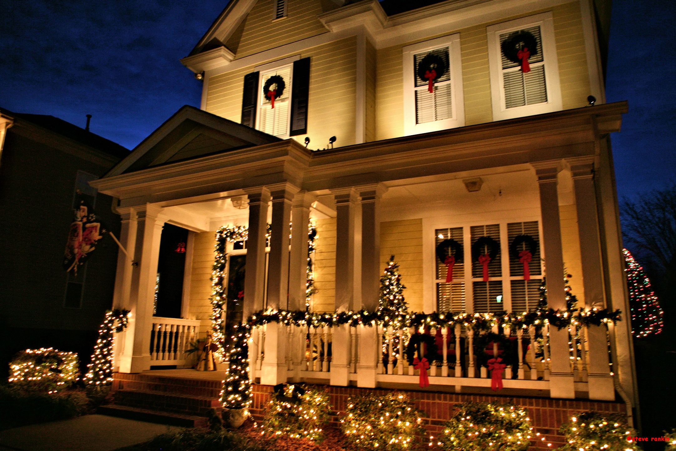 christmas town usa in mcadenville nc christmas location web address