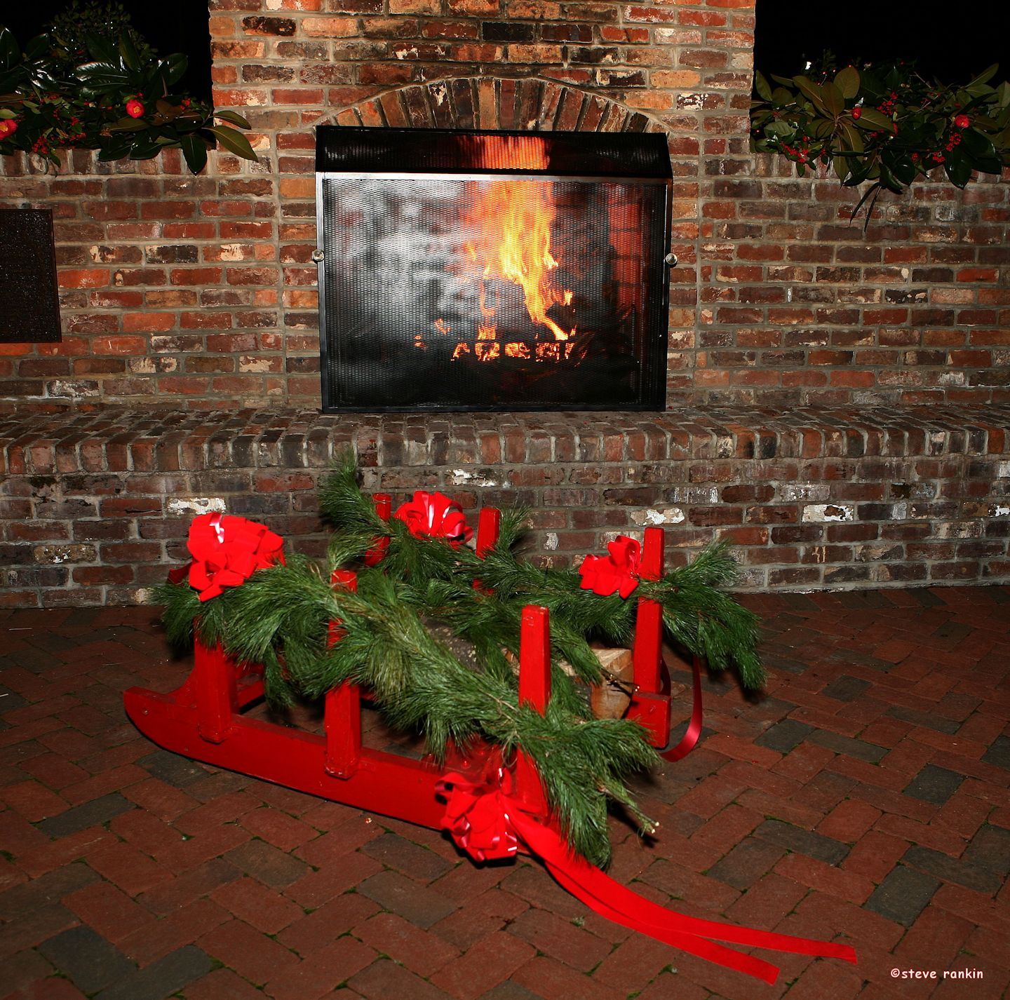 Yule log pictures images Eighth Generation - O'Kelley