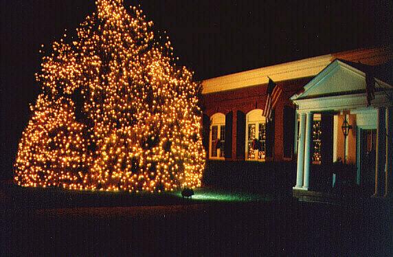 Christmas Town Usa.The Official Lighting Of Christmas Town Usa